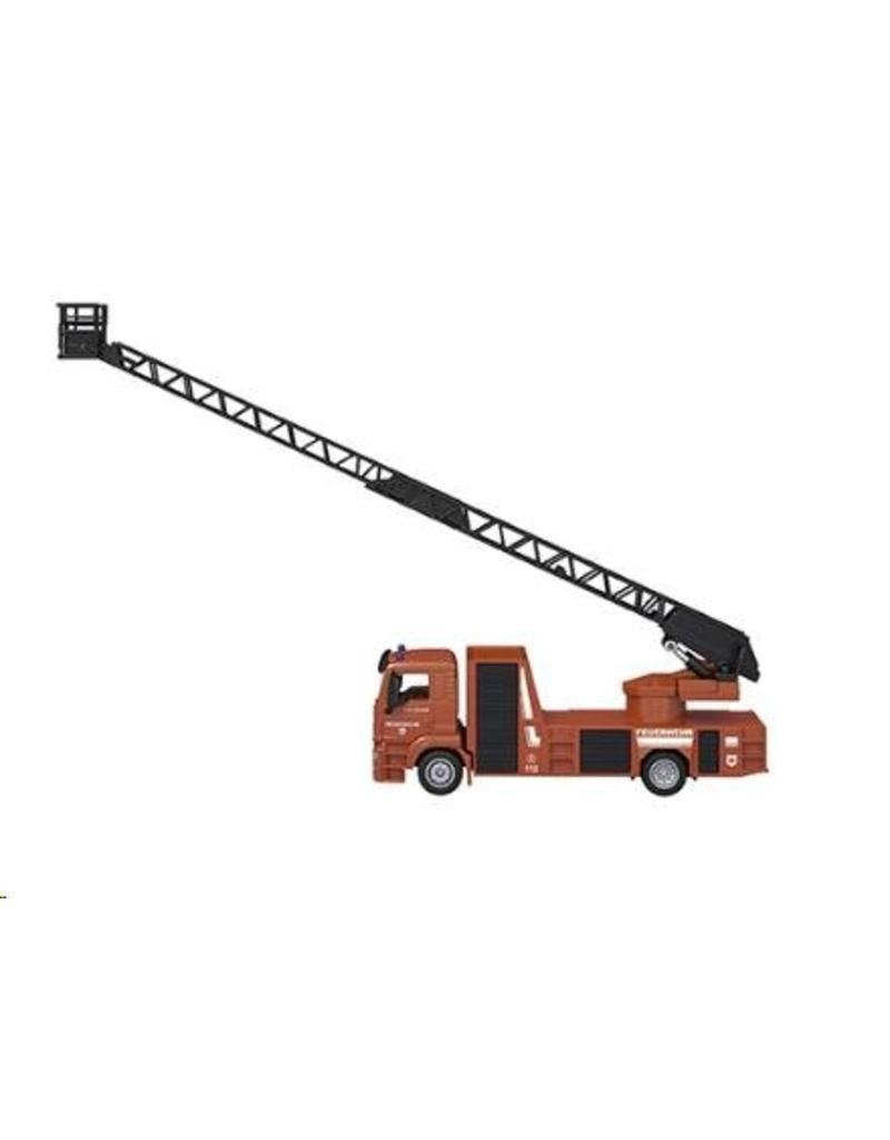Siku Siku 2114 - MAN Brandweer ladderwagen 1:50