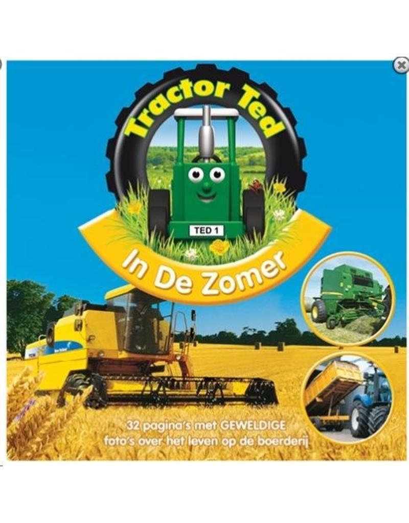 Tractor Ted Tractor Ted - Boek: In de Zomer