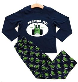 Tractor Ted Tractor Ted Pyjama donkerblauw