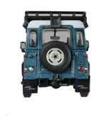 Britains Britains 43217 - Land Rover Defender met Roof Rack en Lier 1:32