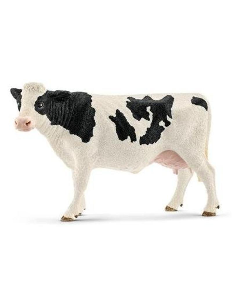Schleich Schleich Farm 13797 - Zwartbont koe