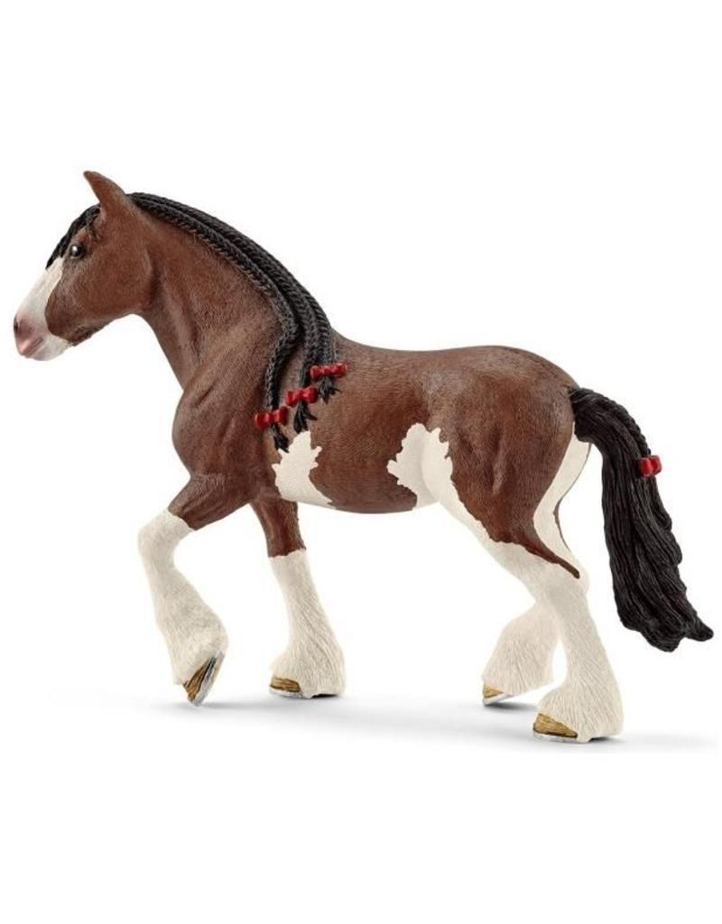 Schleich Schleich Horses 13809 - Clydesdale merrie