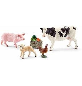 Schleich Schleich Farm 41424 - Mijn eerste boerderijdieren