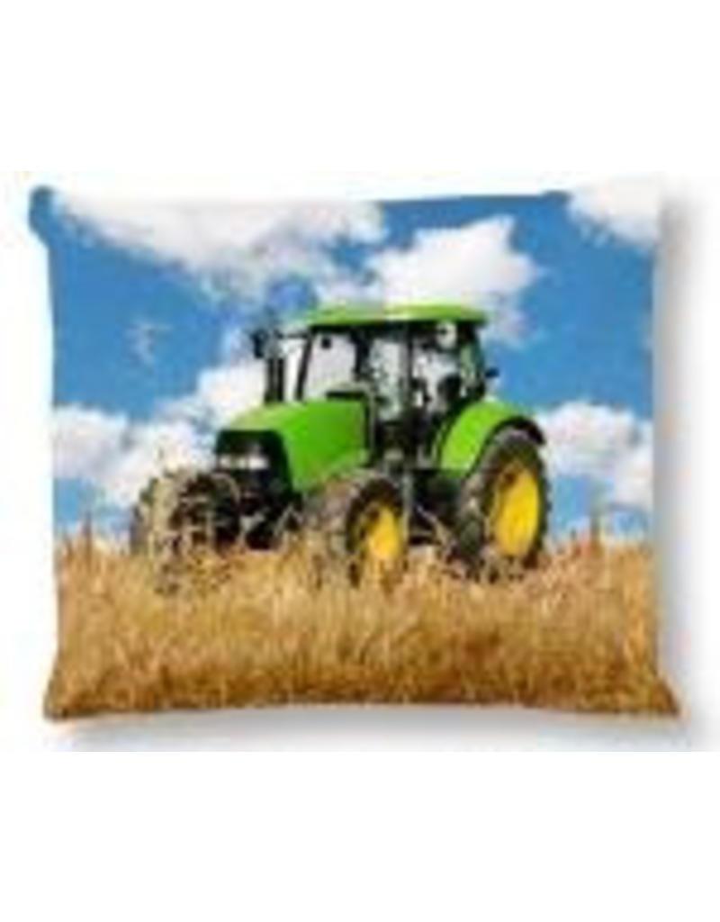 Dekbed Good Morning tractor John Deere