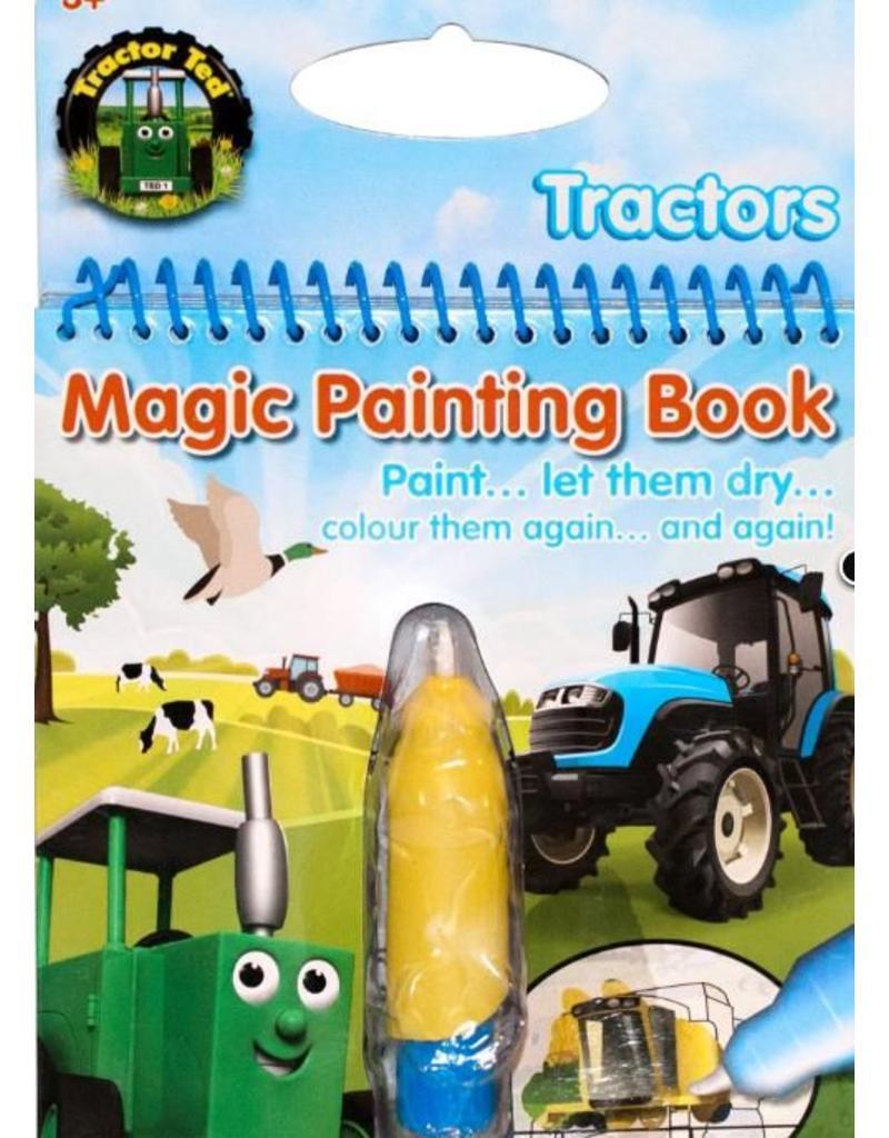 Tractor Ted Tractor Ted - Magisch schilderboek tractoren / Magic Painting tractors