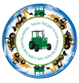 Tractor Ted Tractor Ted - Bord Digger / grote machines