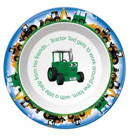Tractor Ted Tractor Ted - Ontbijtbord Digger / grote machines