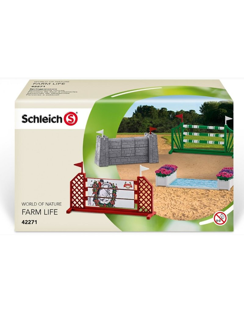 Schleich Schleich Horses 42271 - Hindernissen parcours