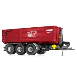 Wiking Wiking 77826 - Krampe Haakarm THL 30 L met Afrolcontainer Big Body 750 1:32