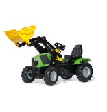 Rolly Toys Rolly Toys 611218 - Deutz-Fahr met Rolly Trac lader en luchtbanden