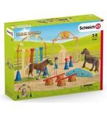 Schleich Schleich Horses 42481 - Pony behendigheidstraining