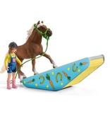 Schleich Schleich 42481 - Pony behendigheidstraining