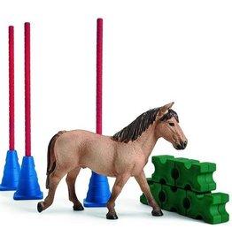 Schleich Schleich 42483 - Pony slalom