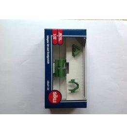 Siku Siku 3095 - Adapterset JD Groen  met frontgewicht 1:32
