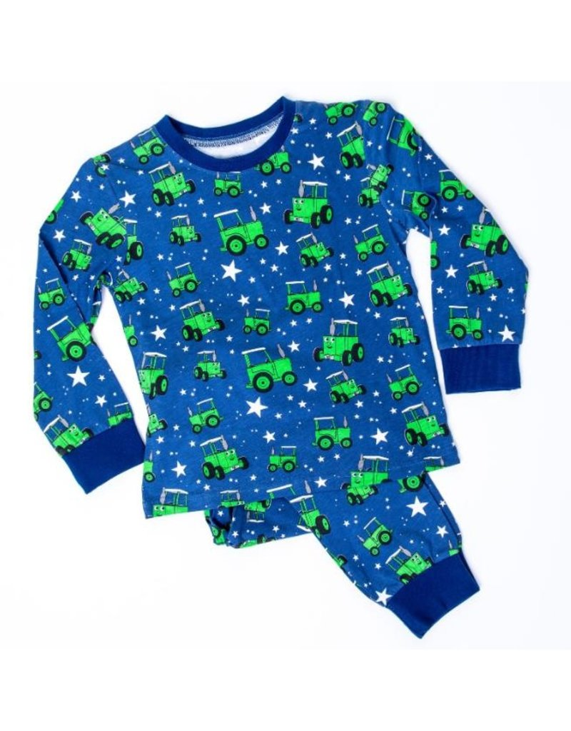 Tractor Ted Tractor Ted - Pyjama - 3-4 jaar sterrennacht