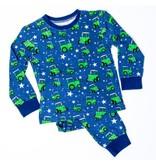 Tractor Ted Tractor Ted - Pyjama - 18 - 24 maanden sterrennacht
