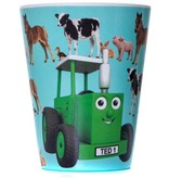 Tractor Ted Tractor Ted - Bamboo beker, kleine dieren