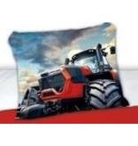 Dekbedovertrek Tractor Rood