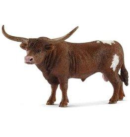 Schleich Schleich Farm 13866 - Texas Longhorn stier