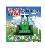 Tractor Ted Tractor Ted - Kleurboek