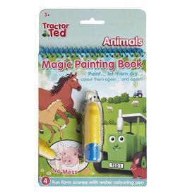 Tractor Ted Tractor Ted - Magisch schilderboek dieren