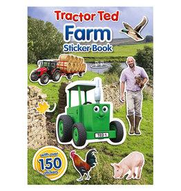 Tractor Ted Tractor Ted - Stickerboek, boerderij