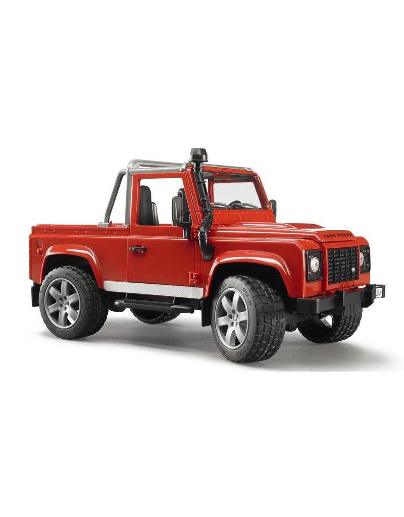 Bruder Bruder 2591 - Land Rover pick-up