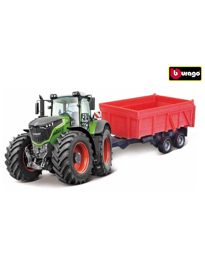 Bburago 520170 - Fendt 1050 Vario met kiepwagen