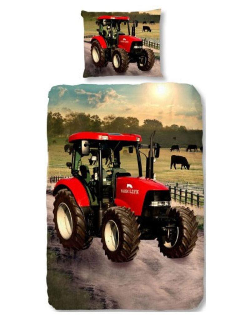 Dekbed Good Morning Tractor