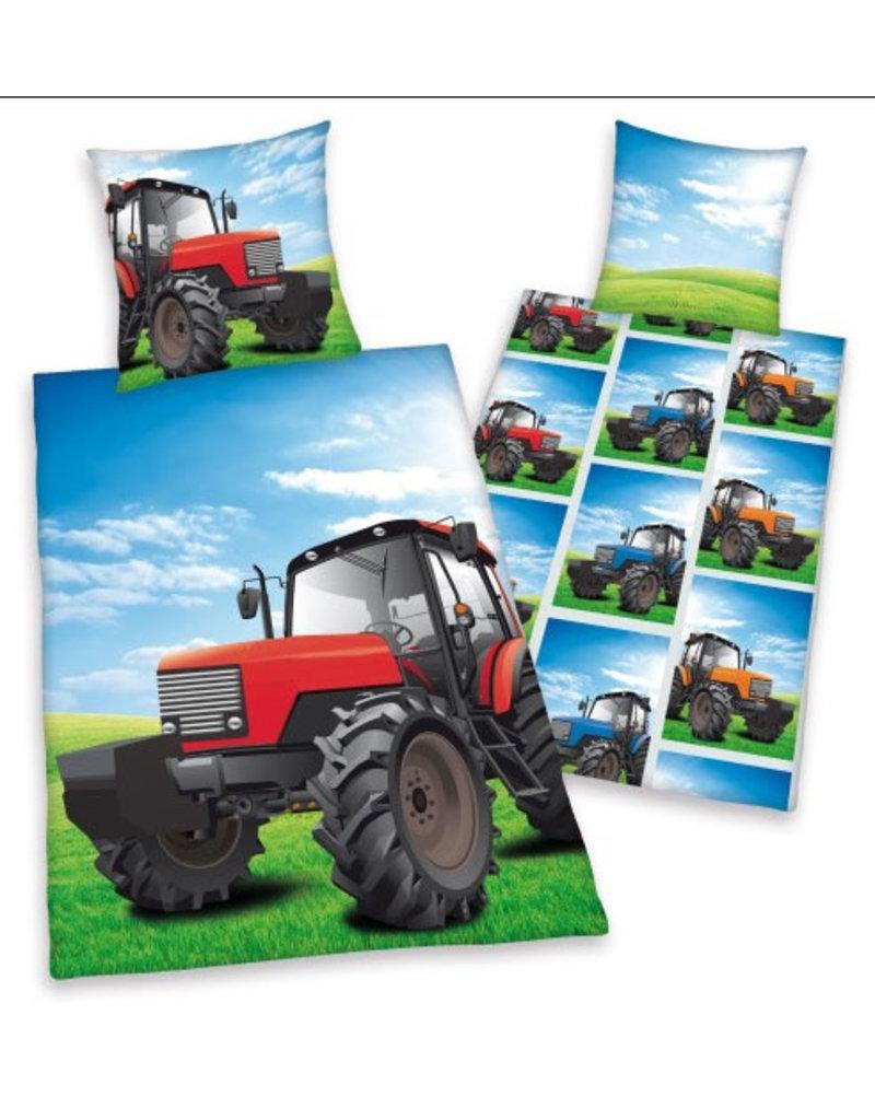 Dekbed Tractor