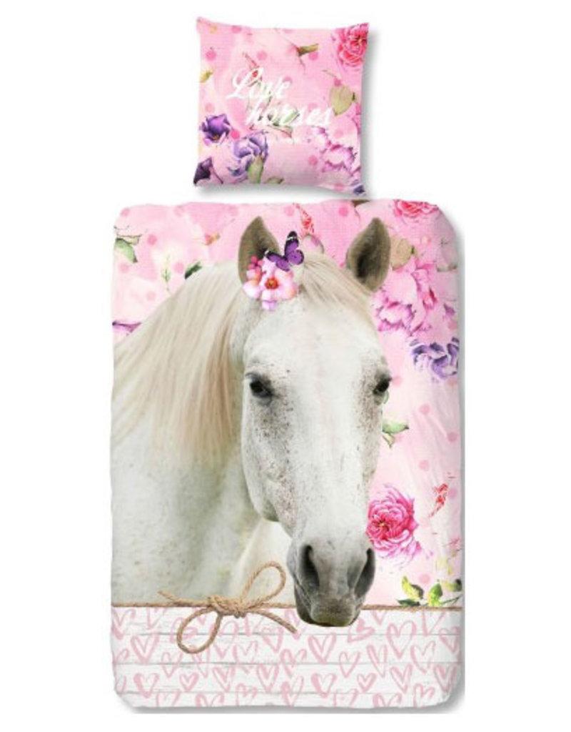 Dekbed Good Morning Paard