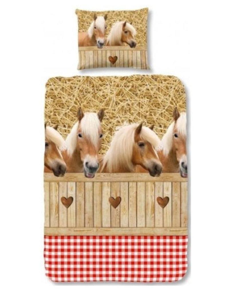 Dekbed Good Morning Paardenstal