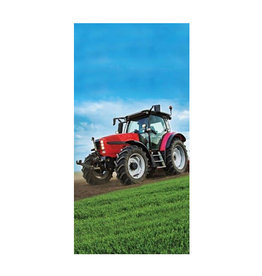 Badlaken tractor 70 x 140 cm