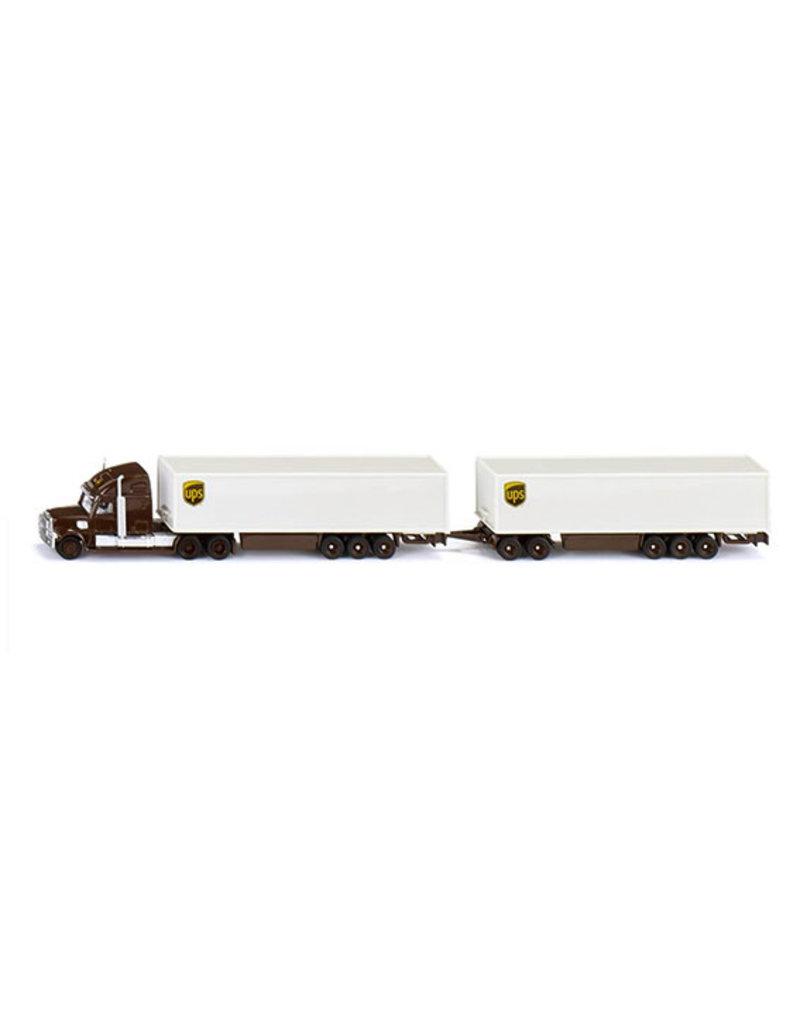Siku Siku 1806 - Exceptioneel Transport UPS 1:87