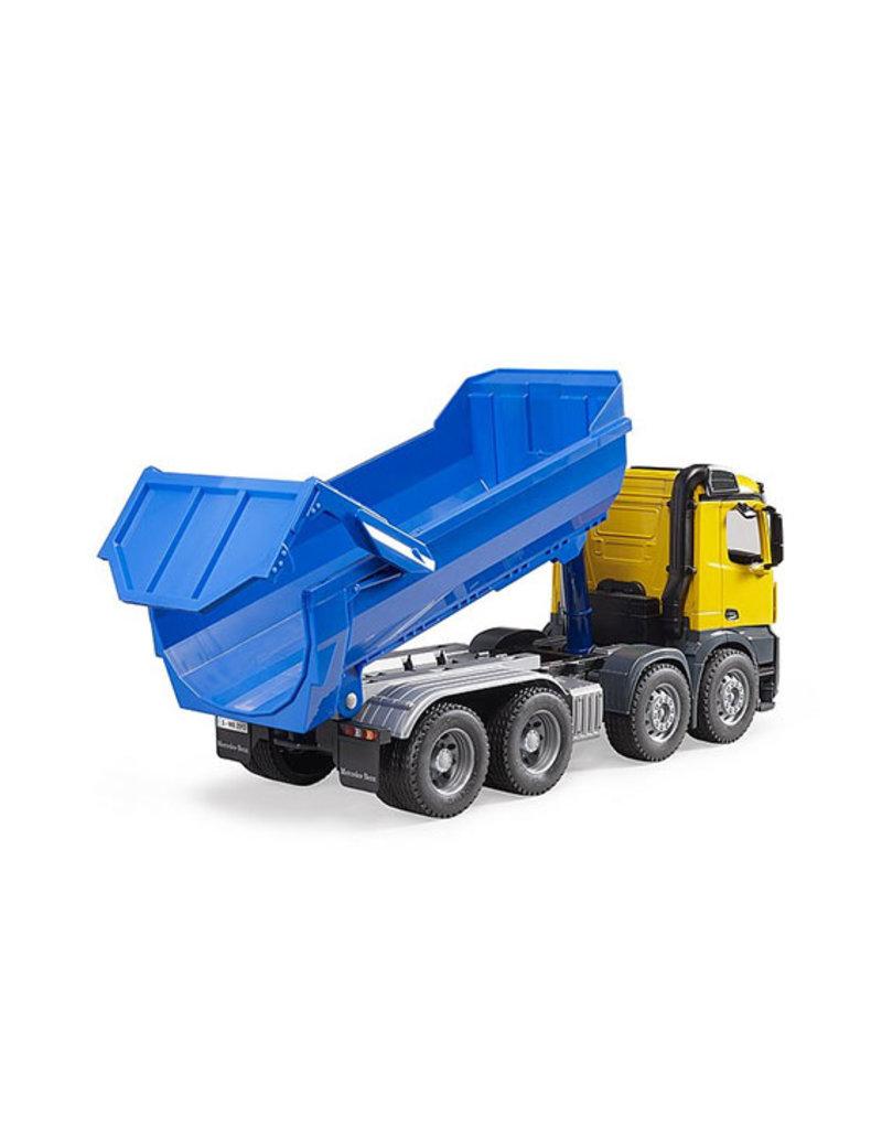Bruder Bruder 3623 - MB Arocs Halfpipe dump truck