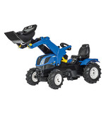 Rolly Toys Rolly Toys 611270 - Rolly Farmtrac New Holland met luchtbanden en voorlader