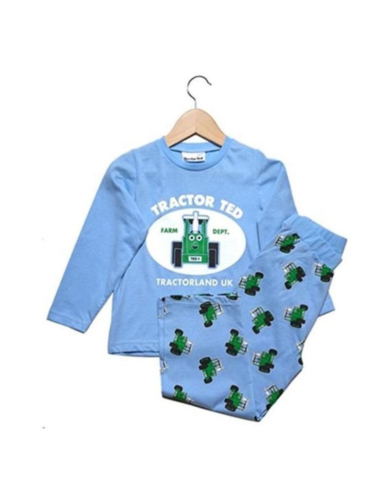 Tractor Ted Tractor Ted - Pyjama - 5-6 jaar lichtblauw