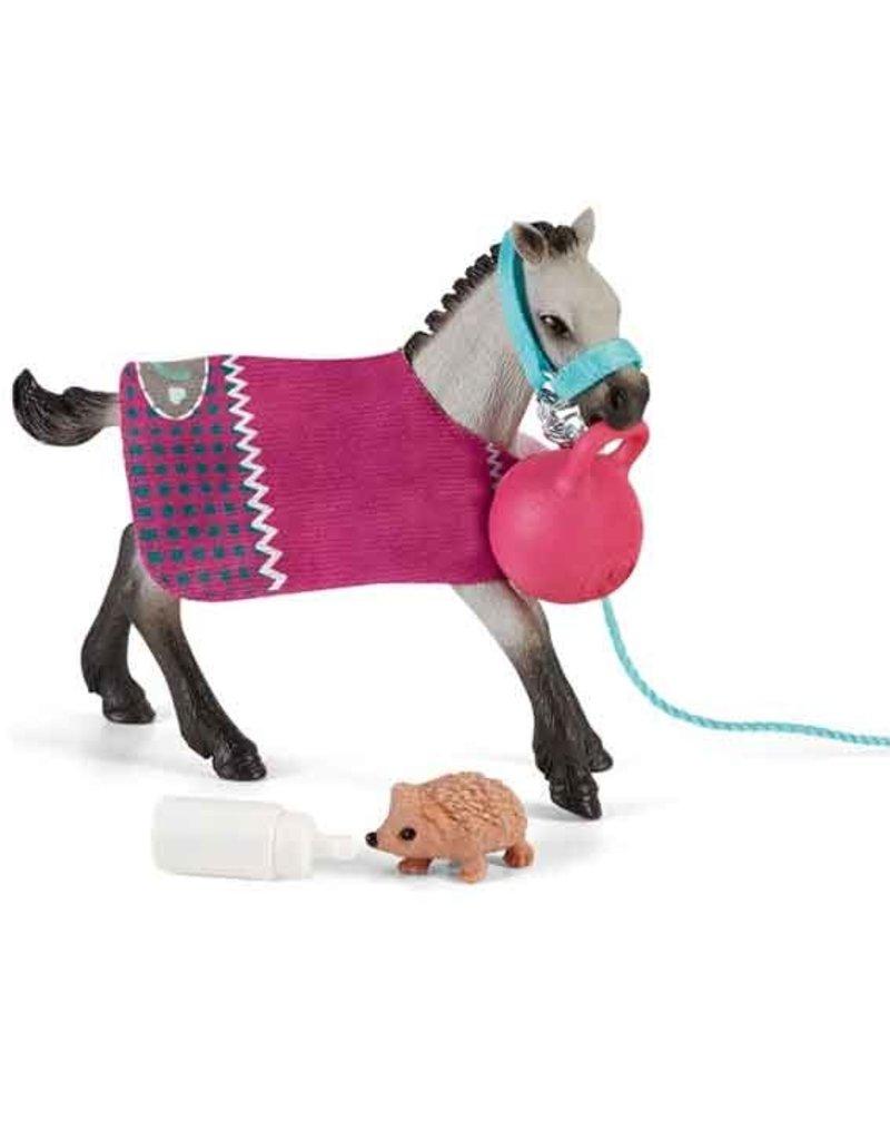 Schleich Schleich Horses 42534 - Speelplezier veulen