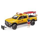 Bruder Bruder 02506 - Strandwacht met RAM 2500 Power Wagon