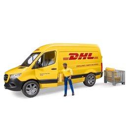 Bruder Bruder 02671 - DHL bezorgbus