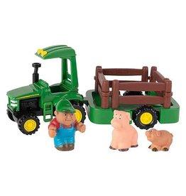 Britains Britains 46922 - Speelset tractor met aanhanger en dieren