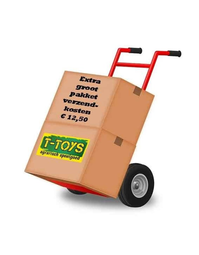 Rolly Toys Rolly Toys 710065 - RollyFarmtrac Steyr 6300 Terrus CVT met voorlader en luchtbanden