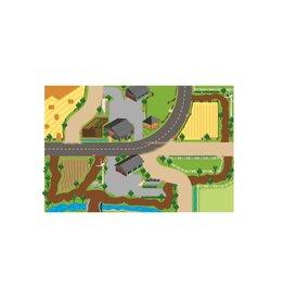 Kids Globe 570347 - Speelkleed boerderij XXL