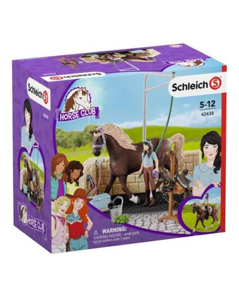 Schleich Schleich Horses 42438 - Horse Club Emily en Luna