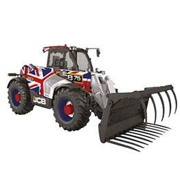 Britains Britains 43317 - JCB Union Jack AgriPro 1:32