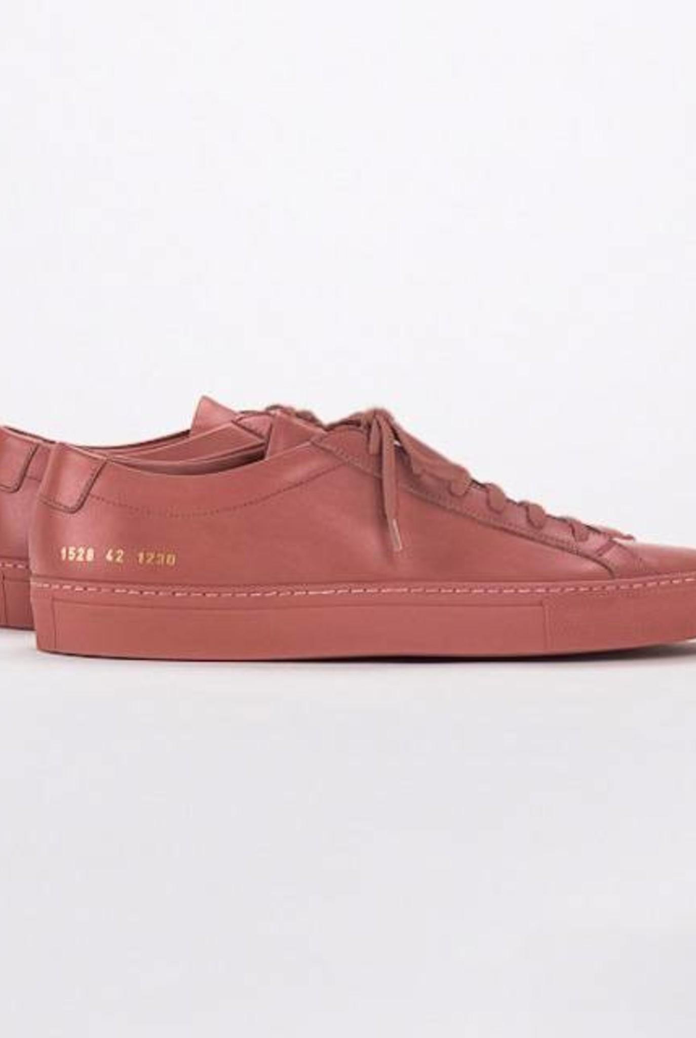 Achilles low sneaker antique pink