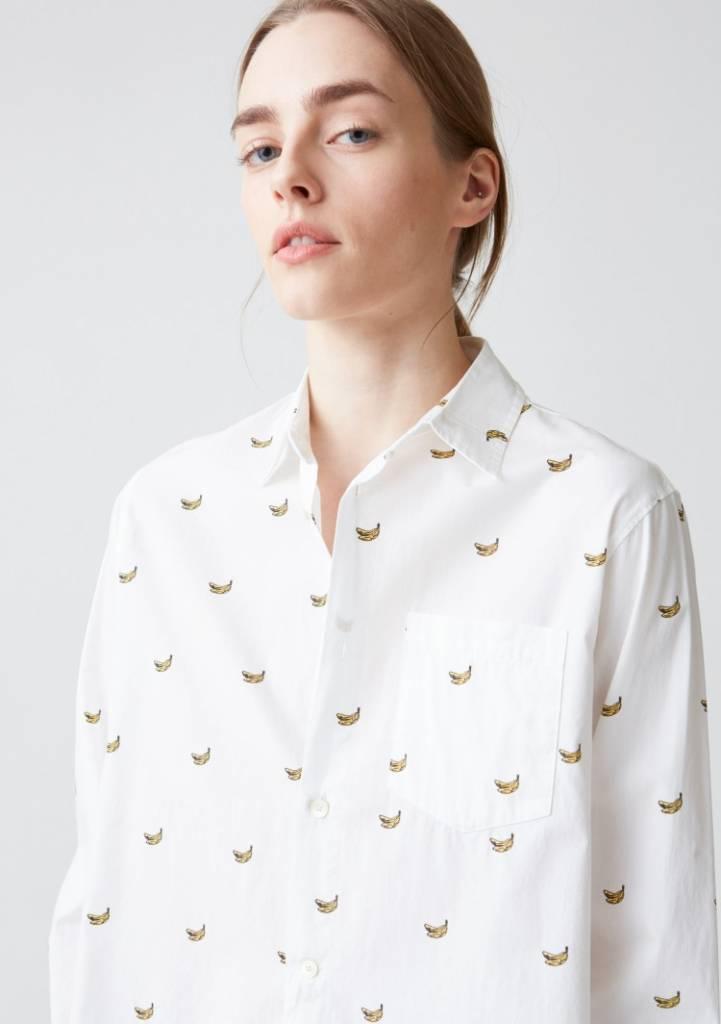 Hope Coast shirt banana print