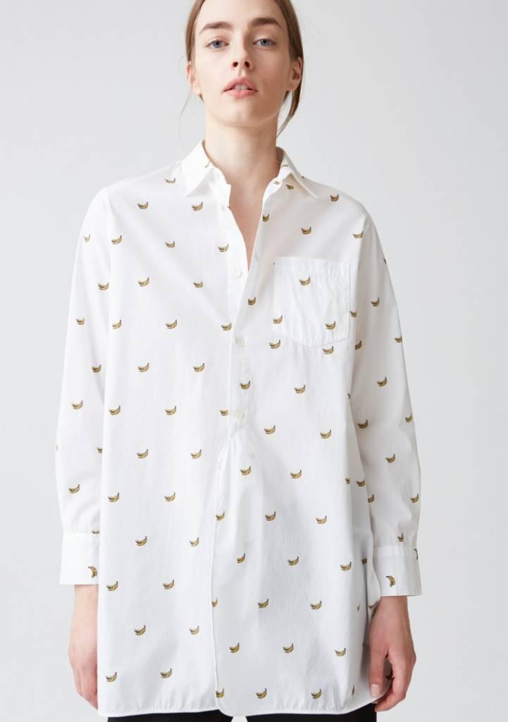 Coast shirt banana print