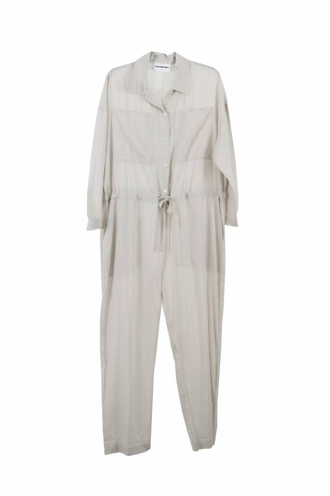 Can Pep Rey Emily jumpsuit stone