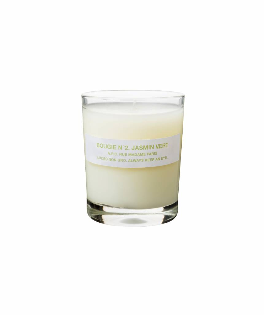 A.P.C. Scented candle jasmine